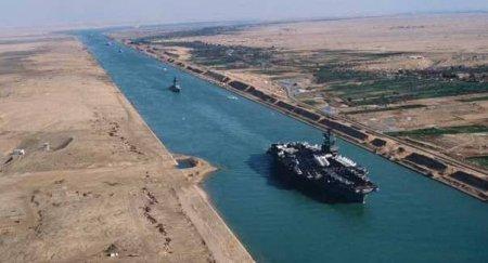 Поговорим о Суэцком канале в Египте